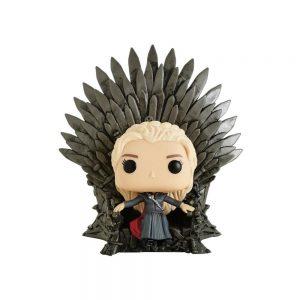 POP Daenerys Targaryen on Iron