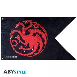 Drapeau Targaryen 70x120