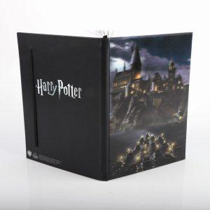Cahier 3D Chateau Poudlard Harry Potter