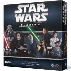 Star Wars Le Jeu de Carte