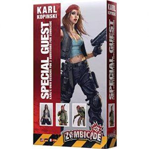 Special Guest Karl Kopinski Zombicide