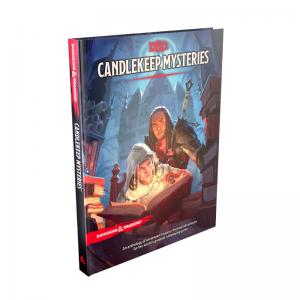 Donjons & Dragons 5 Candlekeep Mysteries