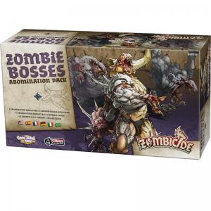 Zombicide Black Plague Abomination Pack