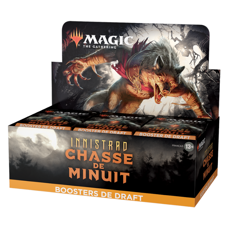 Display Boosters Draft - Innistrad Chasse de Minuit