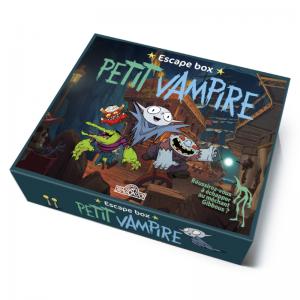 ESCAPE GAME PETIT VAMPIRE