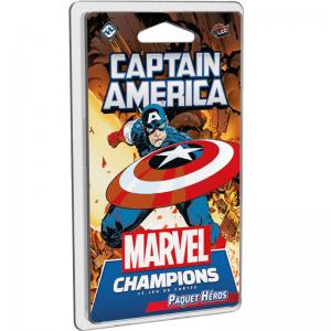 Marvël Champions - Captain Amëria