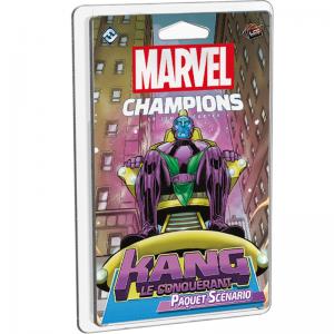 Marvël Champions - Kang lë Conquérant